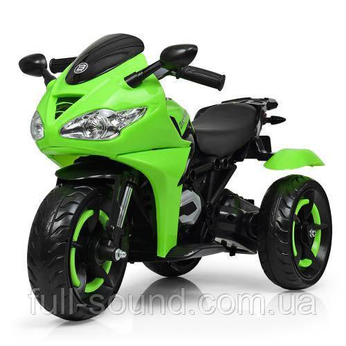 Детский электромобиль мотоцикл M 3683L