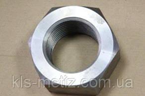 Гайка стальная ГОСТ 10605-94 М52 - М150 , фото 2