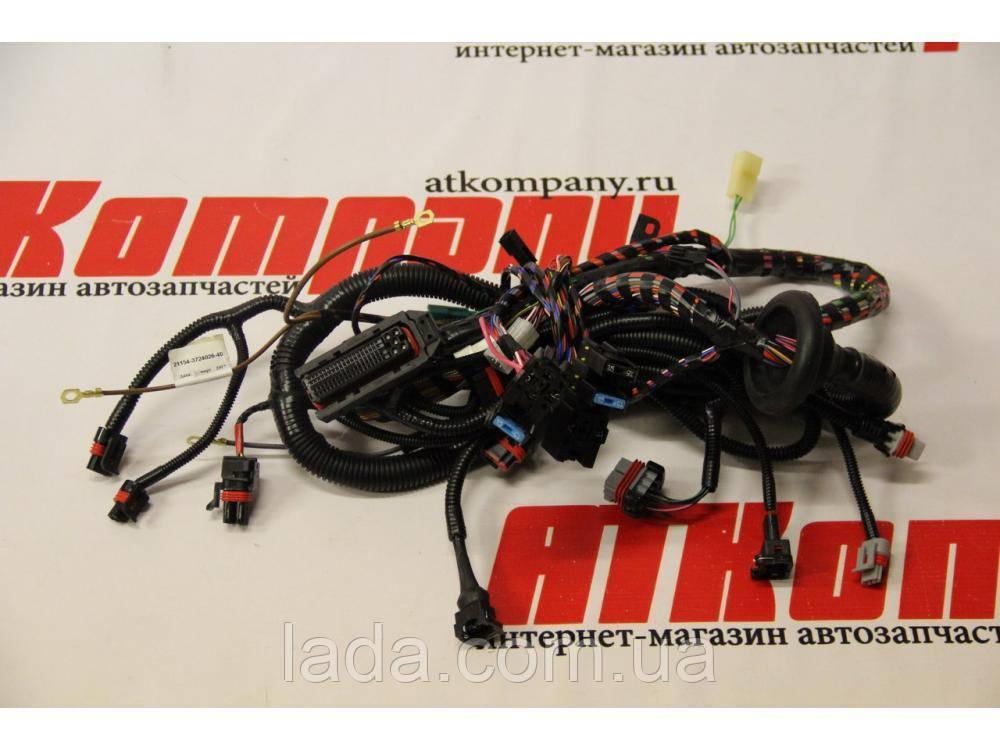Жгут проводов системы зажигания ВАЗ 21154-3724026-40
