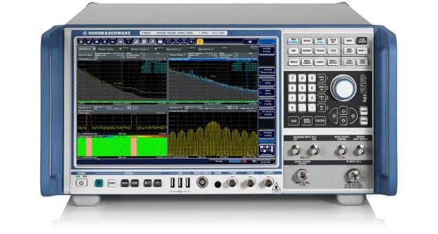 Анализатор фазовых шумов и тестер ГУН  Rohde & Schwarz R&S®FSWP