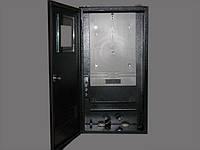 Шкаф металлический распределительный уличный для трехфазного счетчика