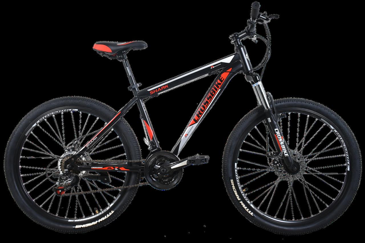 """Горный велосипед 26"""" CROSS SHARK 2020 St"""