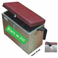 Ящик-Стулочка . Для зимней рыбалки + наплечный ремень!