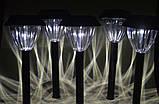 5 шт. Садові ліхтарики на сонячній батареї, фото 9