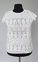 Жіноча стильна футболка. В асортименті., фото 3