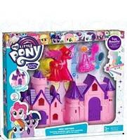 """Замок """"My Little Pony"""" 4 види поні з аксесуарами світлові ефекти в коробці, Моя маленька поні"""