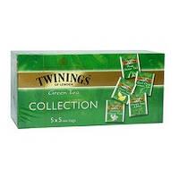 Коллекция зеленых чаев Twinings – 25п.х2г