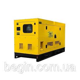 Генератор дизельный SGS 100-3SDAPB.230