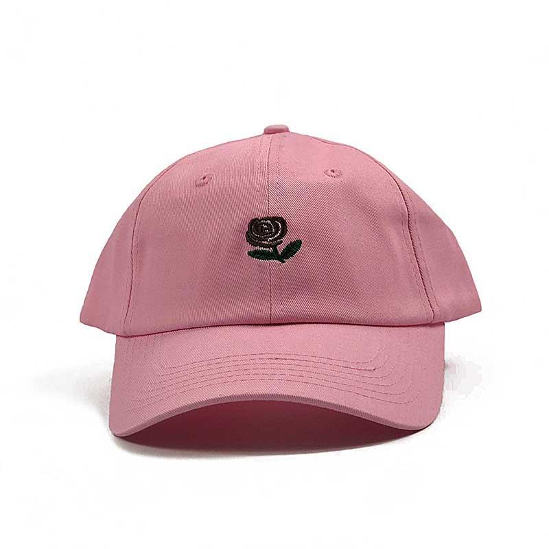 Бейсболка МК-1022 розовая