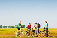 Как выбрать правильный велосипед?