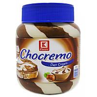 Chocremo Duo Cream, паста орехово-шоколадная 400 гр. Германия