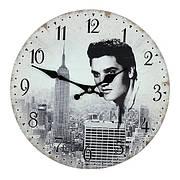 Часы настенные «Elvis Presley», круглые, 29 см, МДФ