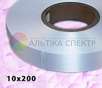 Сатин (10х200) для печати этикеток