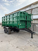 Прицеп тракторный самосвальный 2ПТС16
