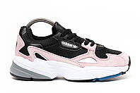 Женские кроссовки Adidas Falcon pink , фото 1