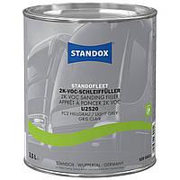 Шлифуемый двухкомпонентный наполнитель Standofleet 2K VOC Sanding Filler U2520 (3.5л)