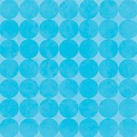 Бумага для скрапбукинга с глянцевыми акцентами K&Company - Citronella Blue Dot, 30х30, 30-655768