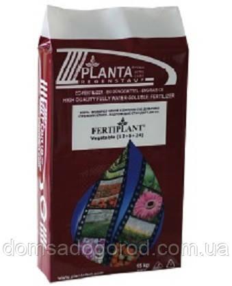 Комплексное удобрение Unifer Fertiplant Vegetable 12.5.24+2 MgO+35 SO3+ME 15 кг