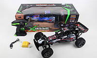 Машина Багги XBrave радиоуправление на аккумуляторе, колеса резиновые с шипами, фото 1