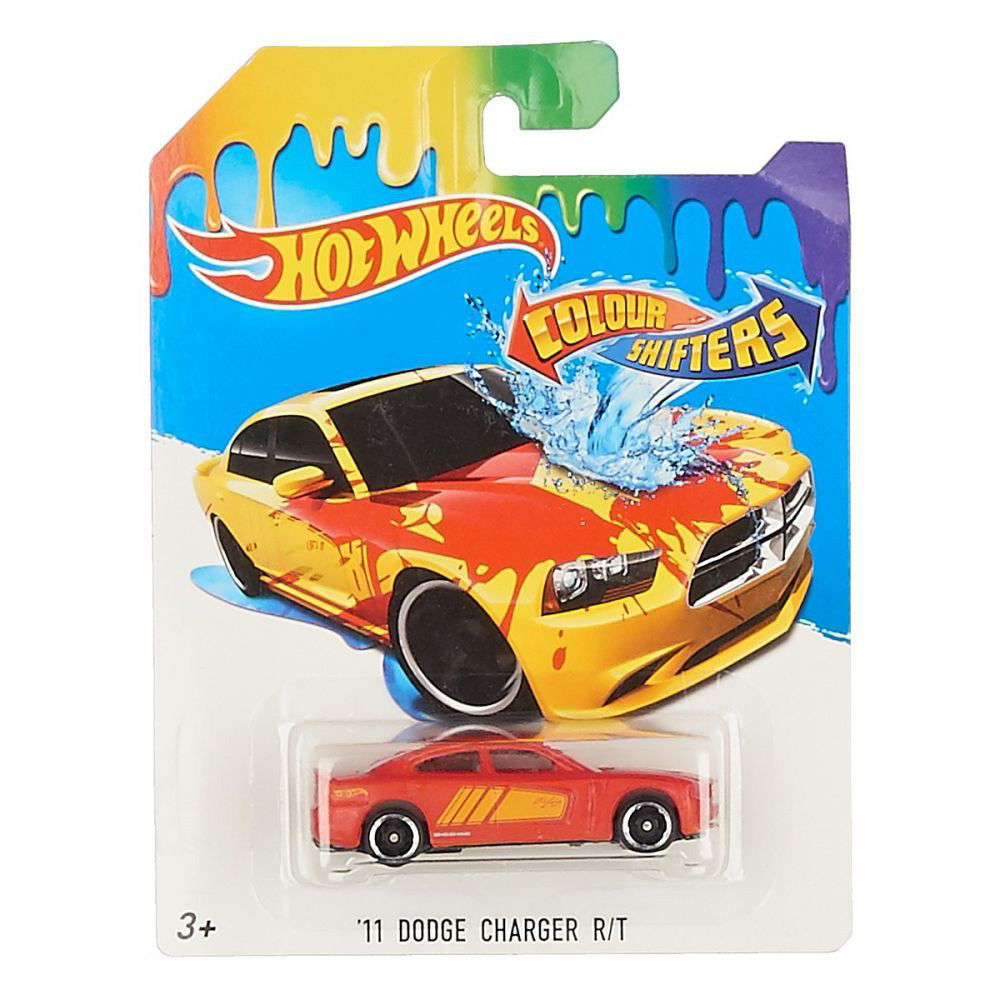 Машинка Hot Wheels™ ('11 DODGE CHARGER R/T  BHR20-BHR15)