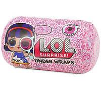 Капсула лол шпионы decoder декодер кукла lol L.O.L. 2 куколки в капсуле