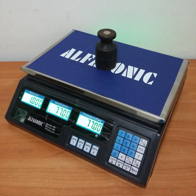 Електронні ваги ACS-40