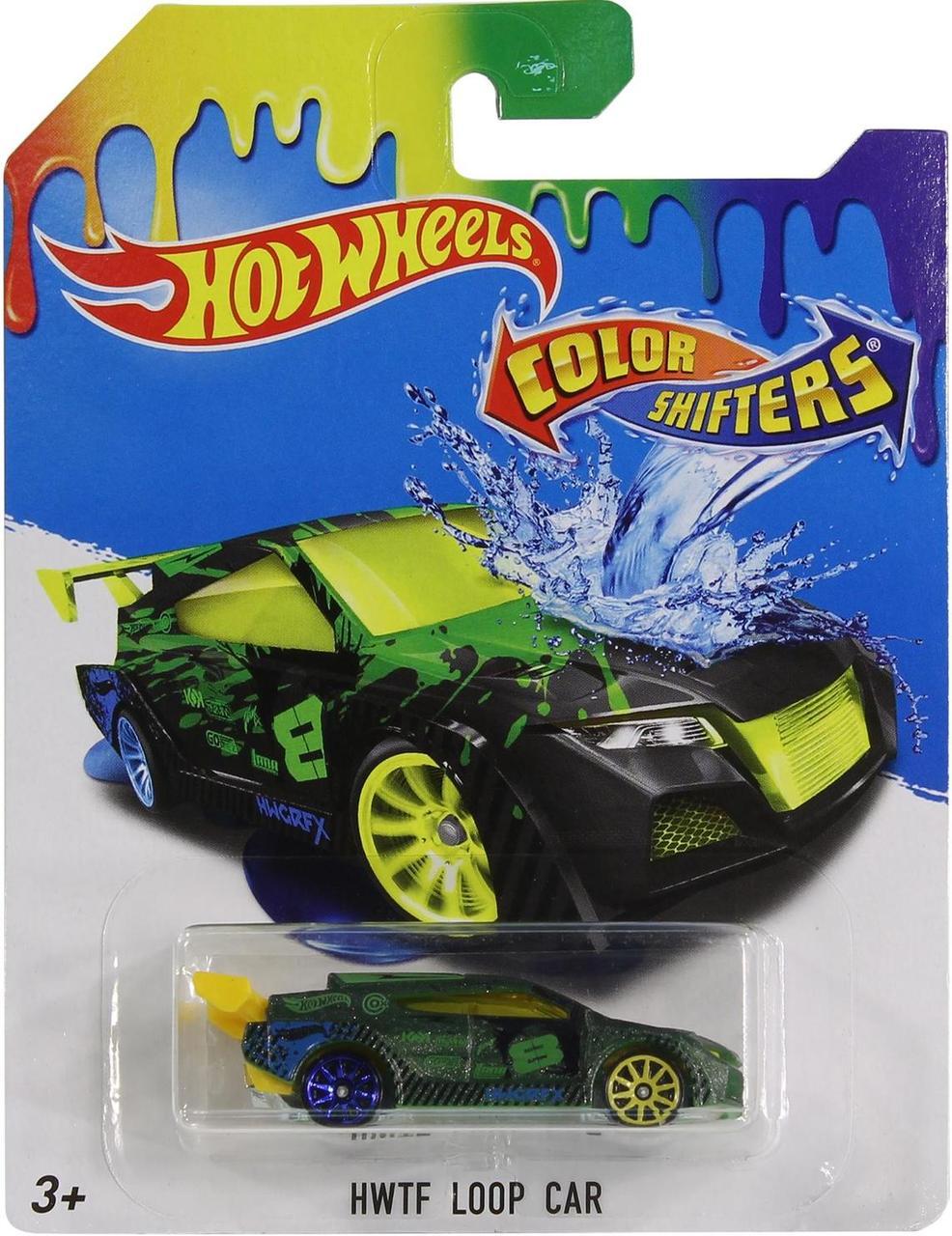 Машинка Hot Wheels™ (HWTF LOOP CAR™ CFM46-BHR15)