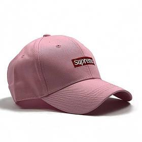 Бейсболка МК-1039  розовая