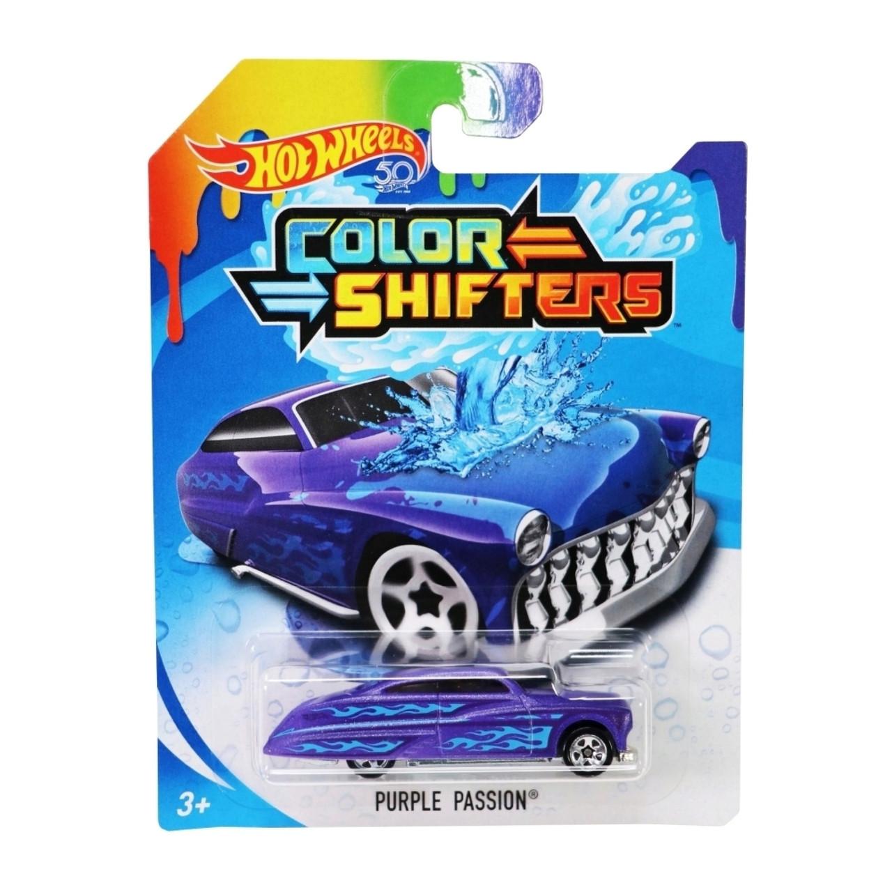 Машинка Hot Wheels™ (PURPLE PASSION® BHR52-BHR15)