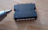 Підсилювач, мікросхема Д -клас TDA8954TH 2*210 Вт , 1*420 Вт мост, фото 5