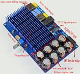 Підсилювач, мікросхема Д -клас TDA8954TH 2*210 Вт , 1*420 Вт мост, фото 9