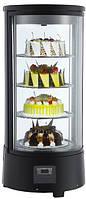 Витрина холодильная кондитерская EWT INOX RTC-72L