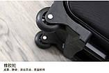 (37*60)Дорожня сумка NNY.FU GUFRR_LLA на 2-х колесах Нейлонова тканина(тільки оптом), фото 6