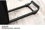(37*60)Дорожня сумка NNY.FU GUFRR_LLA на 2-х колесах Нейлонова тканина(тільки оптом), фото 7