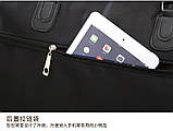(37*60)Дорожня сумка NNY.FU GUFRR_LLA на 2-х колесах Нейлонова тканина(тільки оптом), фото 8