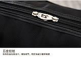 (37*60)Дорожная сумка 1990 на 2-х колесах Нейлоновая ткань(только оптом), фото 9