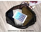 (37*60)Дорожная сумка 1990 на 2-х колесах Нейлоновая ткань(только оптом), фото 10
