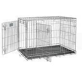 Клетка для собак Trixie 3922 транспортная 64*54*48