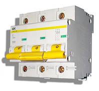 Выключатель автоматический 3-п ВА 47-29 C 25 A IEK