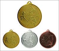 Медаль MMC3072 c летной (70mm)