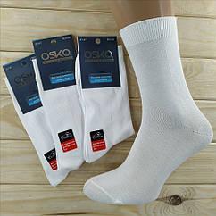Носки мужские с сеточкой тонкие высокие OSKO Китай  хлопок 41-47р. высокое  качество НМЛ-0673