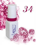 "Гель-Лак №034 Diva (темно розовый) UV/LED ""Gelliant"" 5 мл."