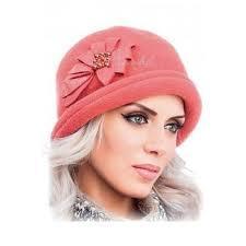Шляпа Кристи цвет слива