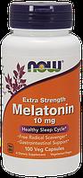 Мелатонин Now Foods Melatonin 10 мг, 100 caps, фото 1