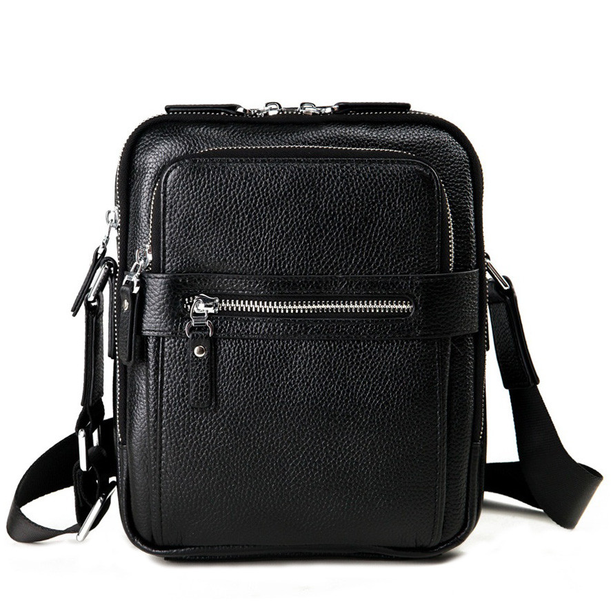 bb232ebeefd3 Мессенджер Tiding Bag M5610A Черный: продажа, цена в Львові. Товари ...