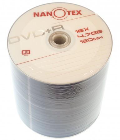 Nanotex DVD+R 16x bulk 50