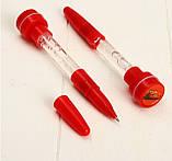 """Мыльные пузыри-ручки с печатью и светом """"Смайл"""", 10 мл, цвета МИКС, фото 3"""