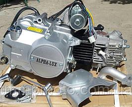 Двигатель Альфа 72куб механика Alfa Lux