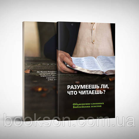 Разумеешь ли, что читаешь? (Объяснение сложных библейских текстов), фото 2