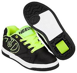 Роликовые кроссовки Heelys POP Wave (с кнопкой)